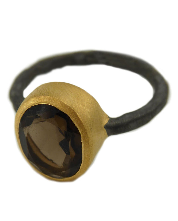 Paz Collective AB140-SM Oval Ring