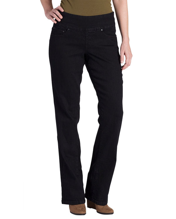 Jag J2114190BKVD Paley Boot Jeans with five pockets