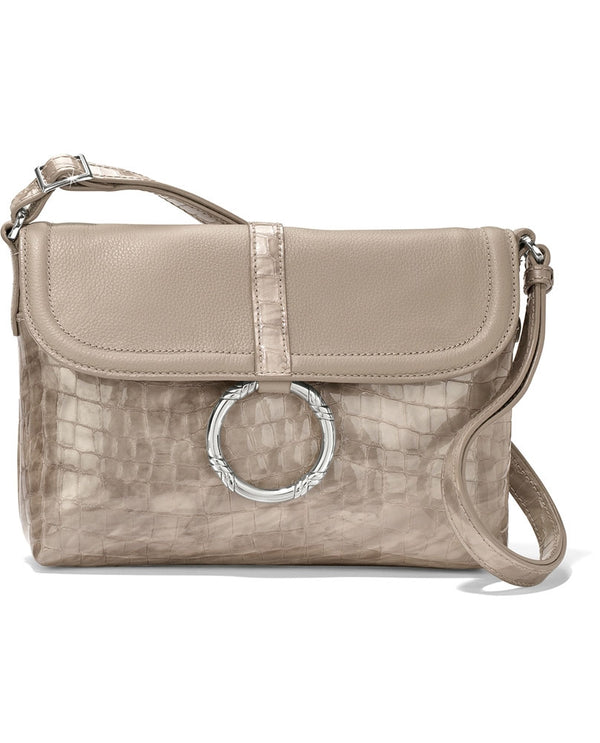 Brighton H36364 Chaya Cross Body Leather Purse