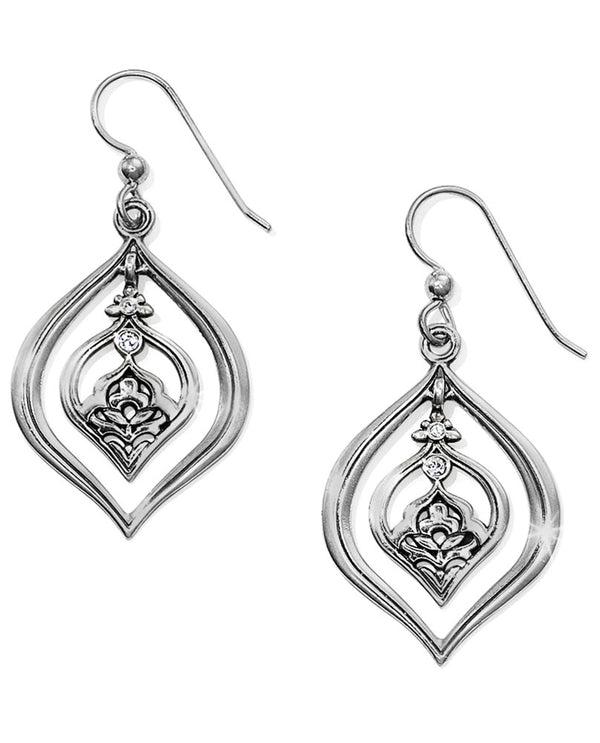 Brighton JA4101 Casablanca Jewel French Wire Earrings