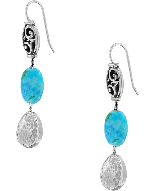 Brighton JA4043 Mediterranean French Wire Earrings