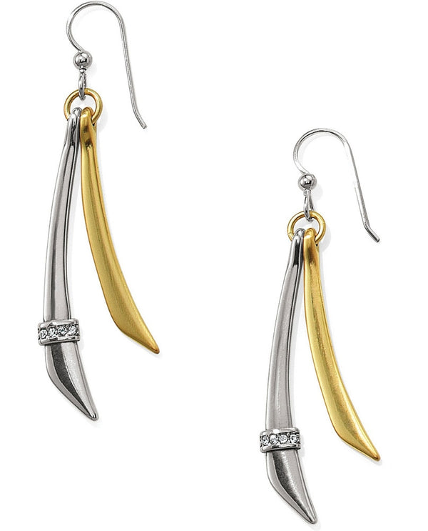 Brighton JA2712 Meridian Swing French Wire Earrings