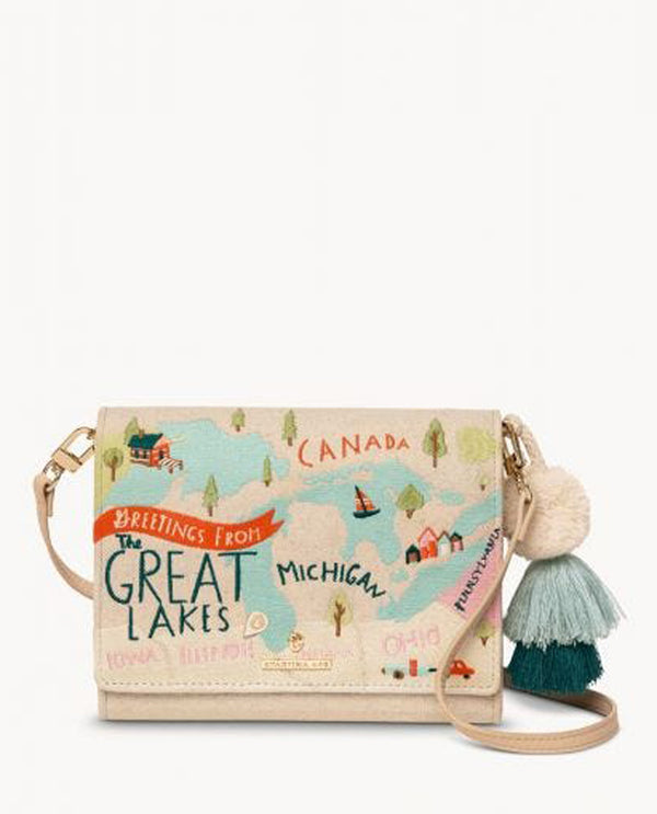 Great Lakes Convertible Crossbody