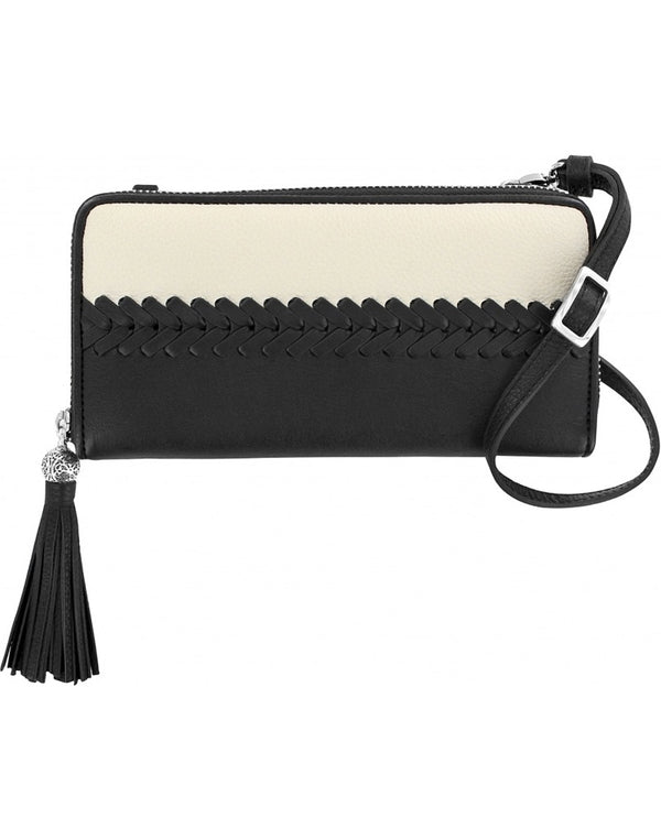 Brighton T34693 Colorblock Zip Wallet