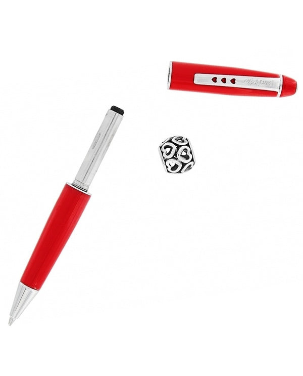 Brighton J97497 Pen Pal Short Charm Pen