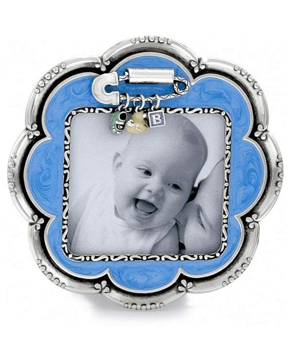 Brighton G10286 Baby Love Flower Frame