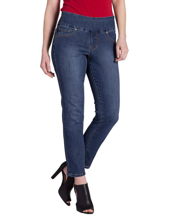 Jag J2321190BLDI Amelia Slim Ankle Jeans with pockets