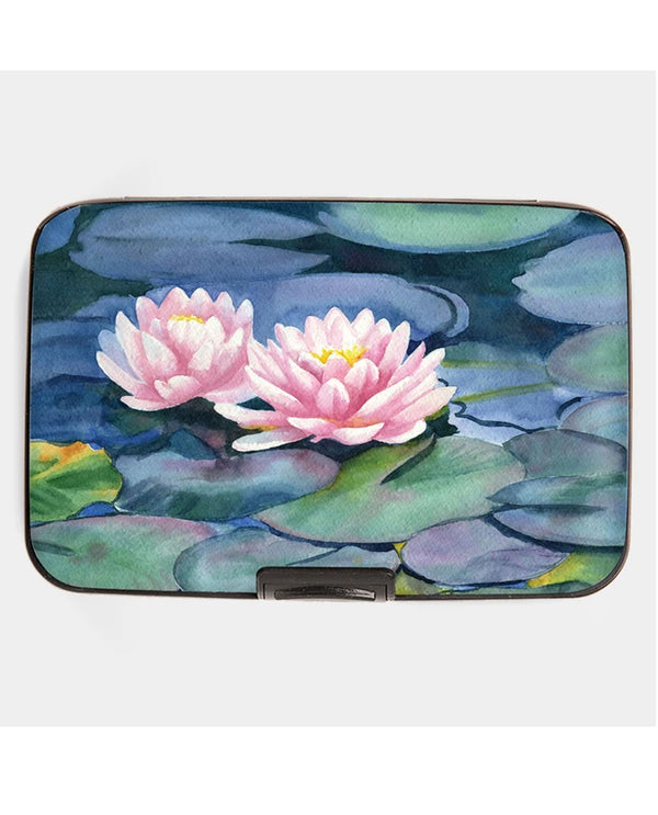 Water Lily Wallet