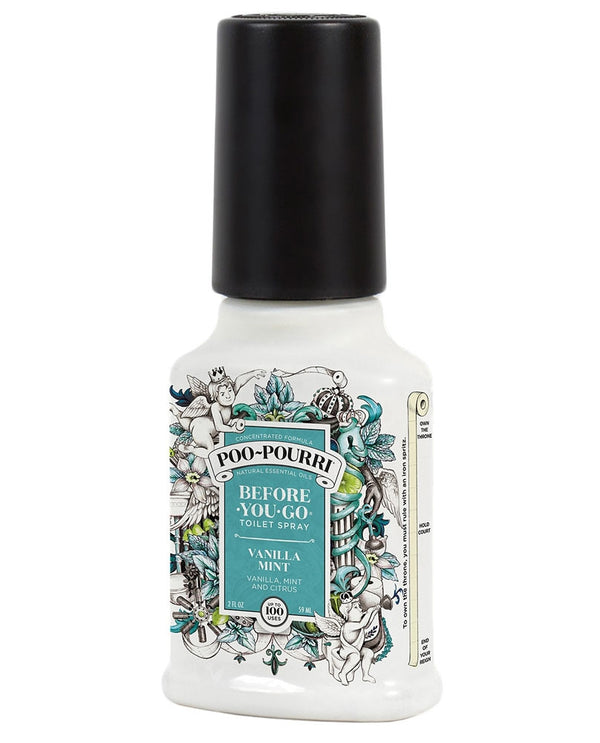 Poo-Pourri Vanilla Mint 2 Oz