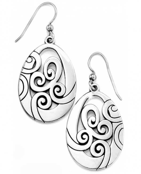 Brighton JE0910 Mingle French Wire Earrings