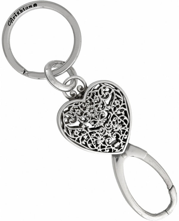 Brighton E13210 Charmer Heart Key Fob