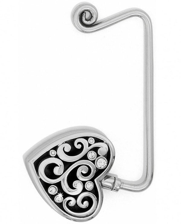 Brighton E93790 Contempo Heart Handbag Hook