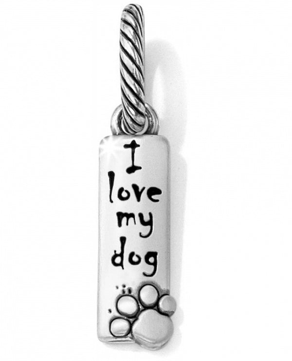 Brighton JC1950 Pensieri Dog Charm