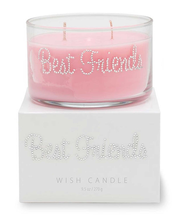 Best Friends Wish Candle