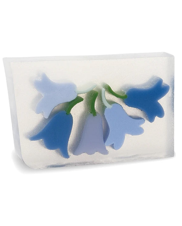 Primal Elements SW2BBELL Blue Bell Bar Soap