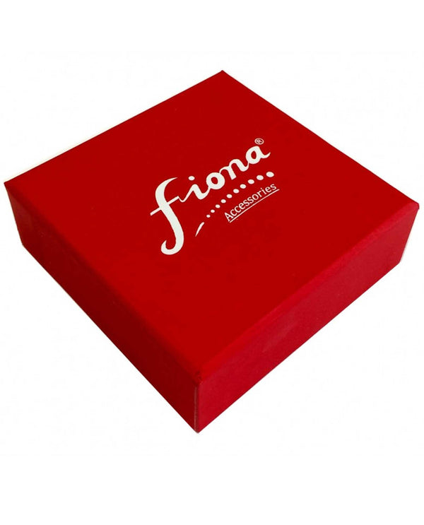Blue Red Gift Box