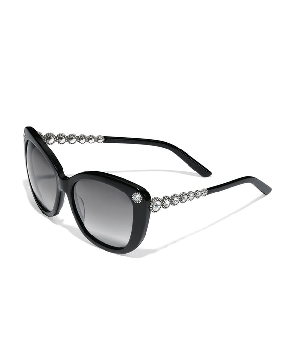 Brighton A12873 Twinkle Link Sunglasses Black
