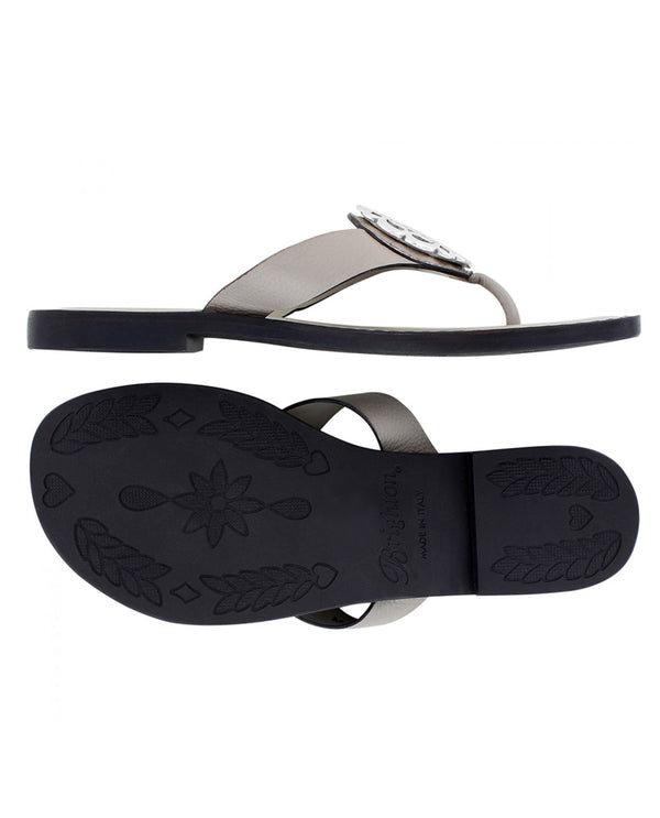 Brighton Alice Thong Sandals Beechwood