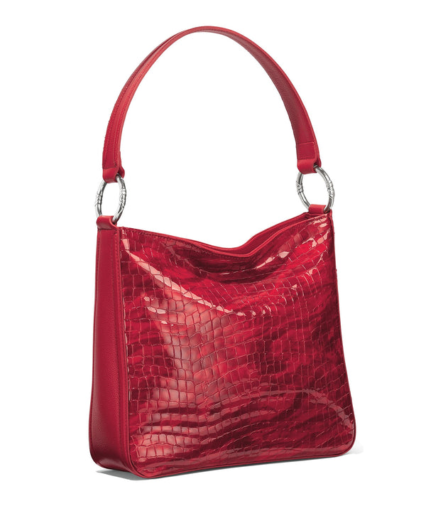 Brighton H36077 Cher Shoulder Bag Lipstick