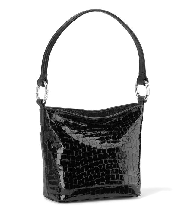 Brighton H36223 Cherie Soft Shoulder Bag Black