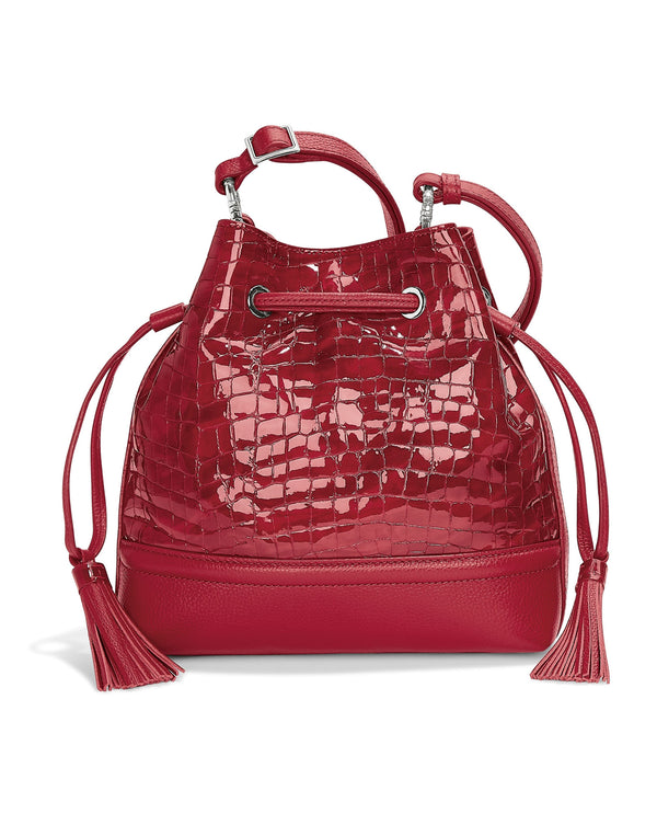 Lipstick Brighton H36537 Christa Small Bucket Bag