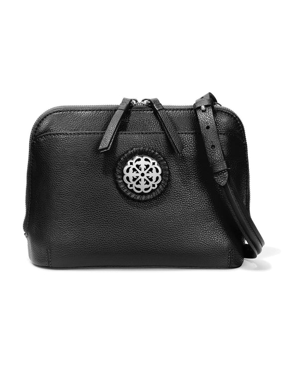 Brighton H43013 Fillipa Domed Organizer Black