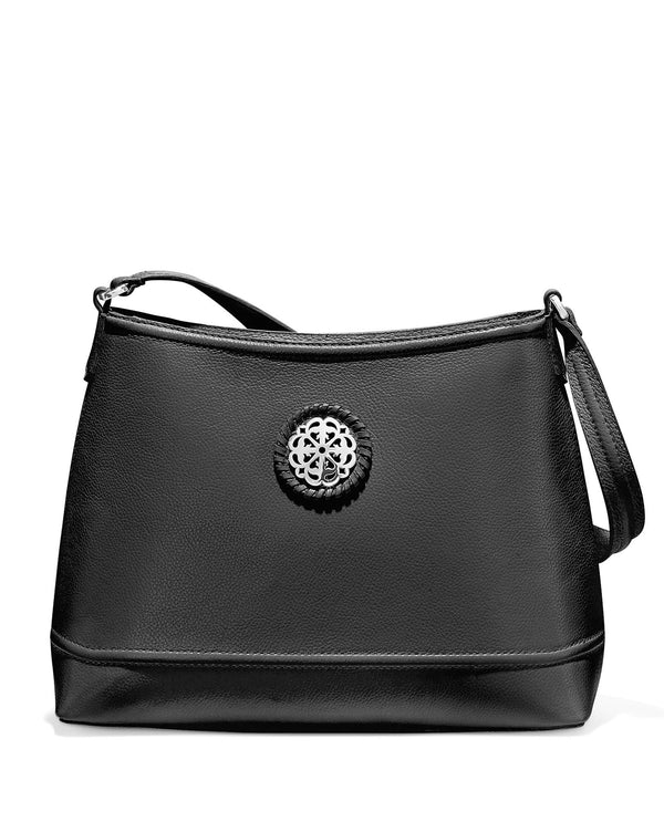 Brighton H43033 Lorella Shoulder Bag Black