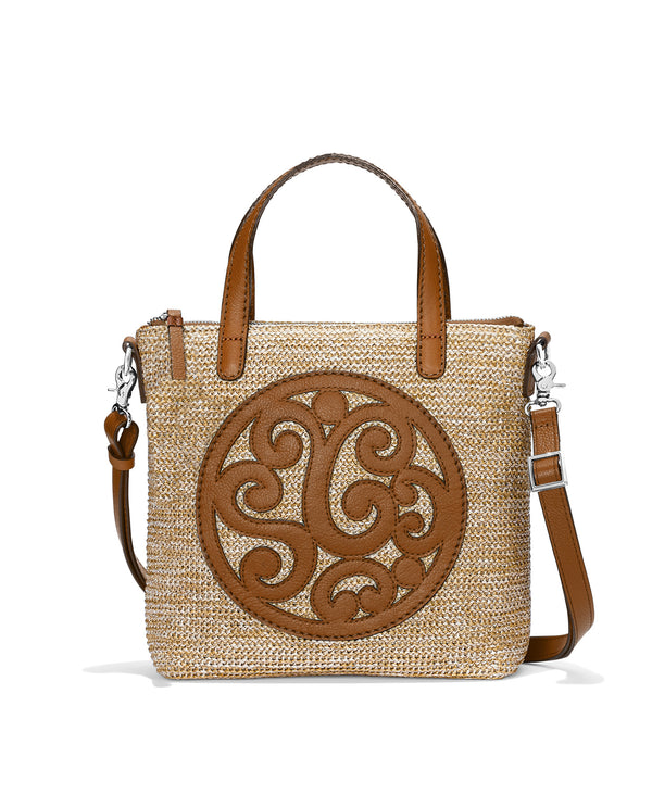 Brighton H73454 Willa Straw Tote