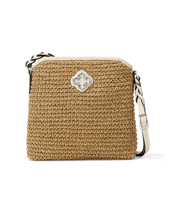 Brighton H73472 Adley Straw Cross Body