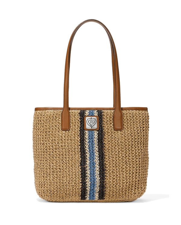 Brighton H73518 Hensely Straw Tote