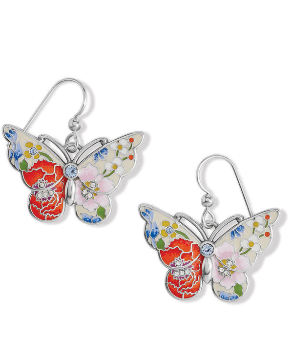 Brighton JA7743 Blossom Hill Butterfly French Wire