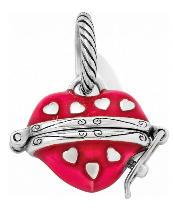 Brighton JC2673 Hidden Hearts Charm red heart charm that opens