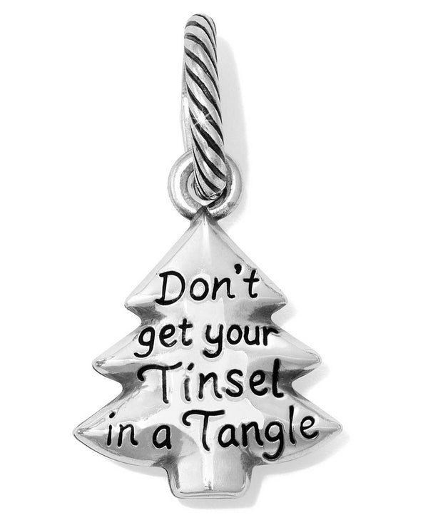 Brighton JC3503 Tinsel Tree Gift Box