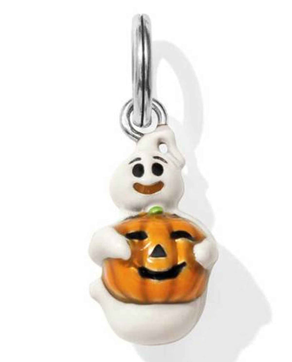 Brighton JC4613 Boo Halloween Charm ghost charm