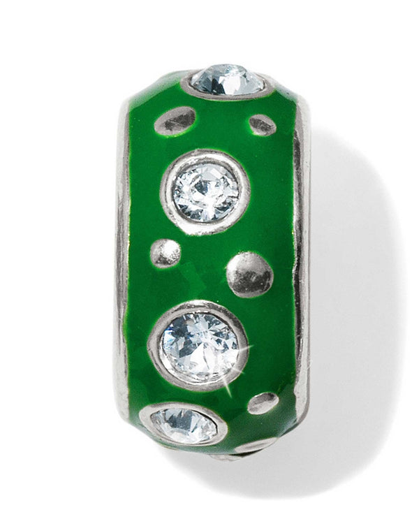 Brighton JC4661 Dottie Spacer green spacer with Swarovski