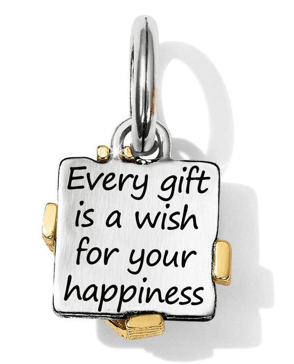 Brighton JC4673 Wishful Gift Charm