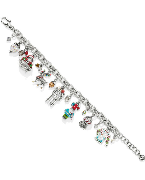 Brighton JF5613 Christmas Lane Bracelet