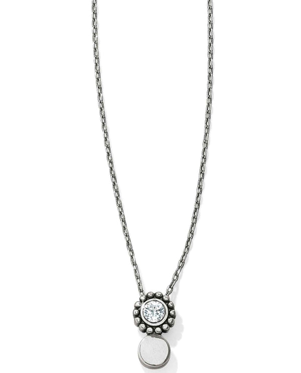 Brighton JL8571 Twinkle Double Drop Necklace