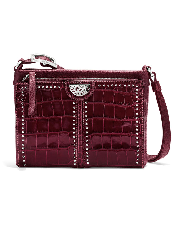 Brighton T4319S Pretty Tough City Organizer Sangria