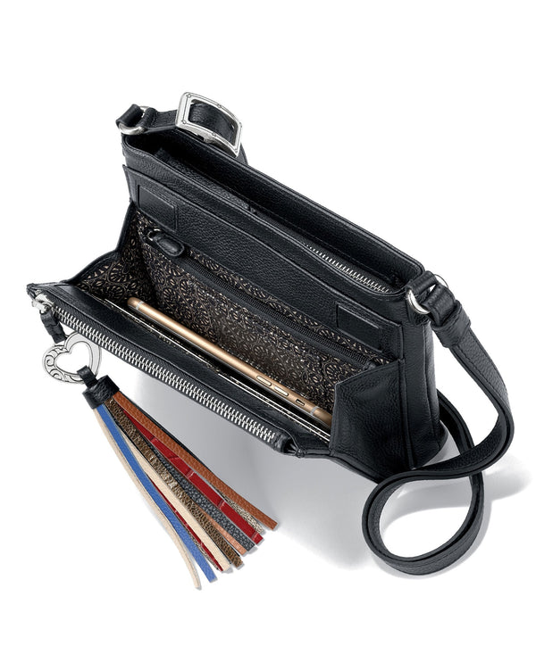 Brighton T435A3 Barbados City Organizer Black Multi