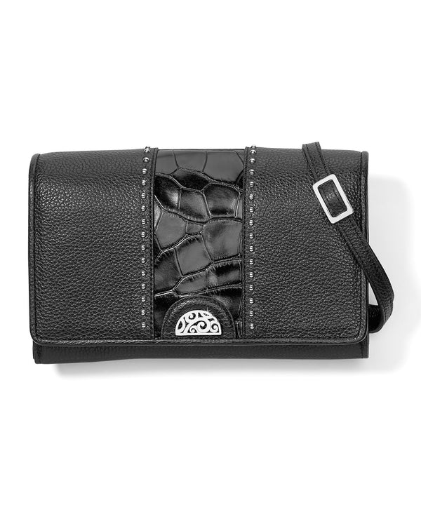 Brighton T4393B Pretty Tough Small Organizer Black