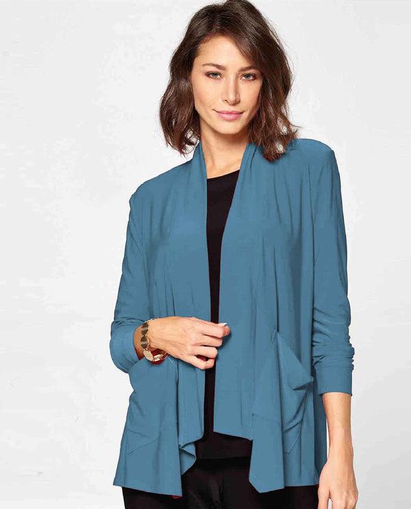 Teal By JJ IT-118 Cardigan