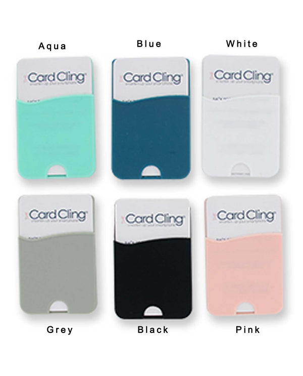 CRD2 Silicone Card Cling silicone back pocket for phones