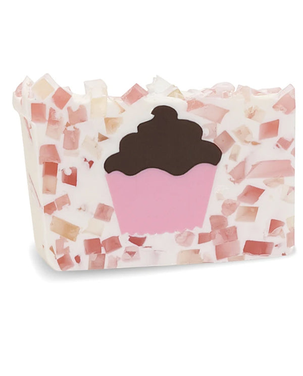 Primal Elements SW2CUP Cupcake Bar Soap