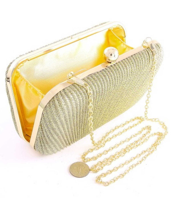 Evening Bag Gold