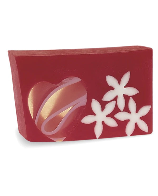 Primal Elements SW2HE Flowers & Hearts Bar Soap