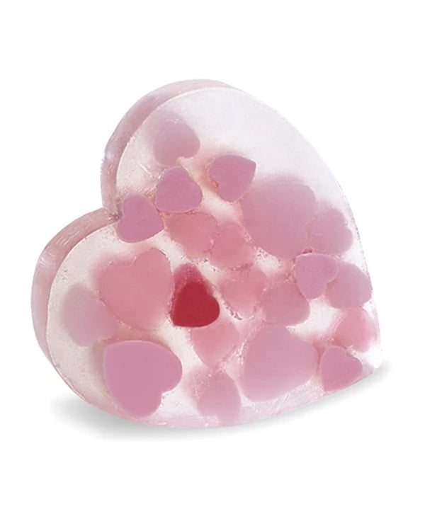 Primal Elements SW2HOH Heart Of Hearts Bar Soap