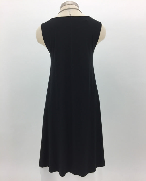 Black Comfy USA M437 Claudia Dress