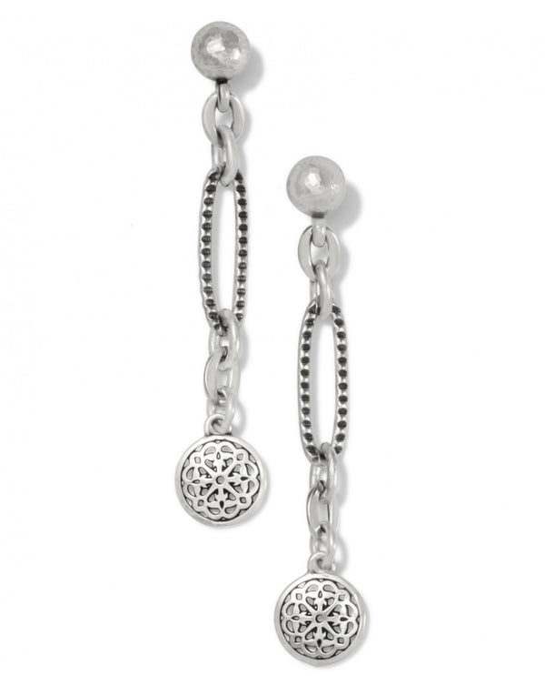Brighton JA7230 Ferrara Link Post Drop Earrings