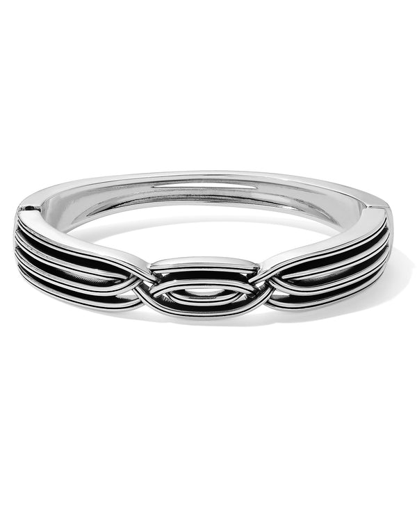 Brighton JF7760 Intertwine Hinged Bangle